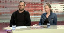 Náš hosť - Dalibor Lesník a Michaela Bučeková