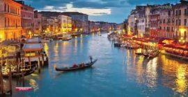Vyrážame do Benátok