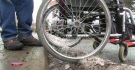 Žiar z pohľadu vozíčkara