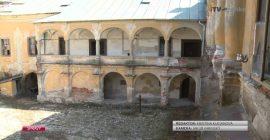 Oprava kaštieľa Radvanských napreduje
